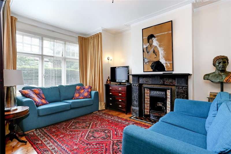 3 Bedrooms Terraced House for sale in Rusthall Avenue, London, W4