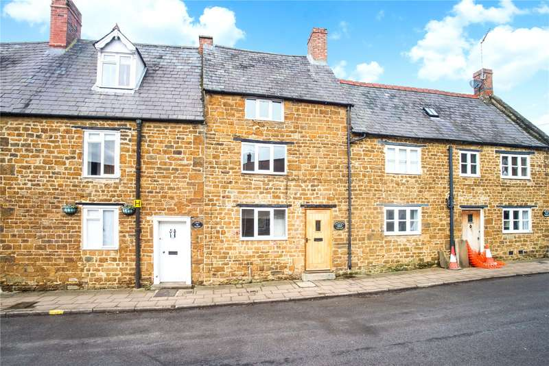 2 Bedrooms Terraced House for sale in High Street, Adderbury, Banbury, Oxfordshire, OX17