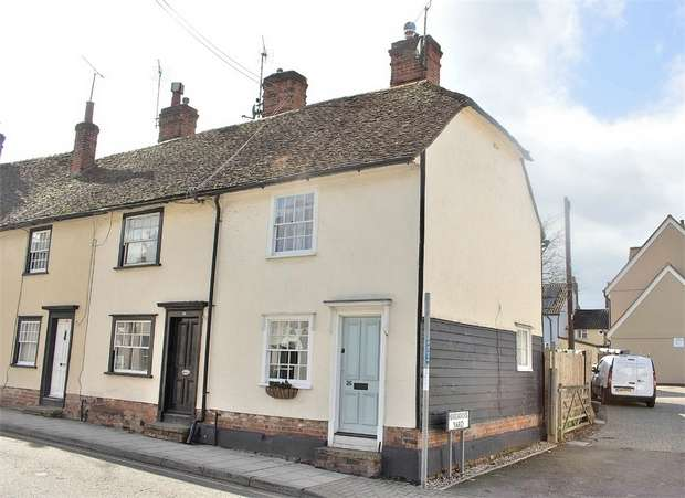 2 Bedrooms End Of Terrace House for sale in Dunmow, Essex