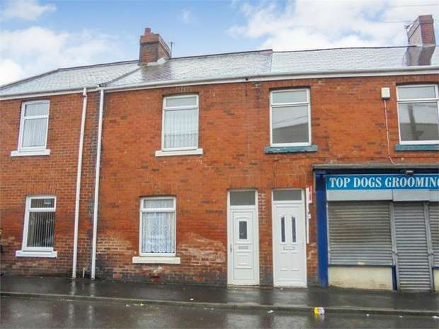 2 Bedrooms Terraced House for sale in Station Road, Penshaw, Houghton le Spring, Tyne and Wear