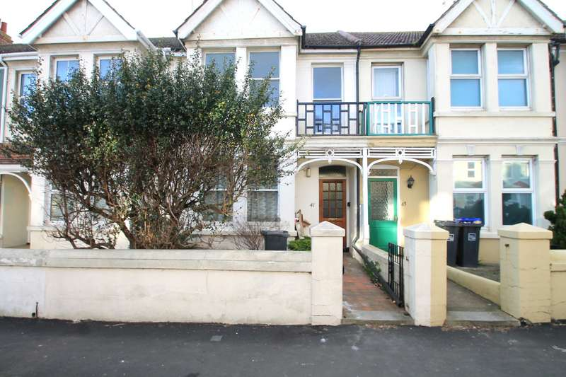 3 Bedrooms Terraced House for rent in Ham Road, Worthing
