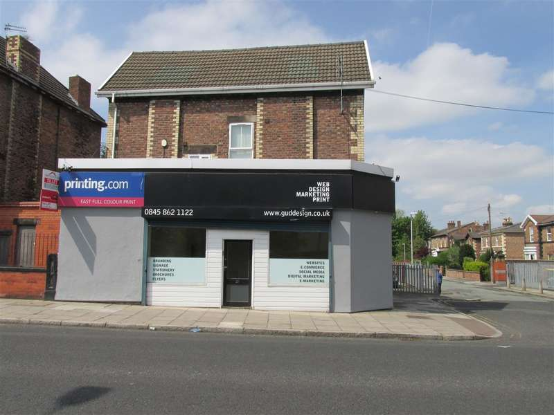 Commercial Property for rent in Balls Road, Oxton
