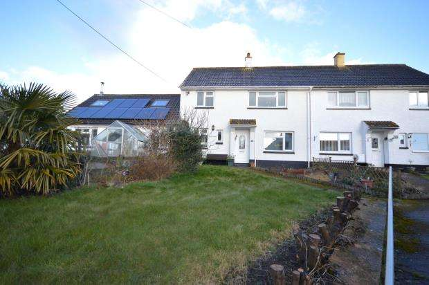 3 Bedrooms Terraced House for sale in High Street, Silverton, Exeter, Devon