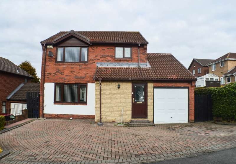 3 Bedrooms Detached House for sale in Beaumont Way, Prudhoe, NE42