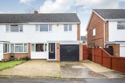 3 Bedrooms Semi Detached House for sale in Golden Miller Road, Cheltenham, Gloucestershire