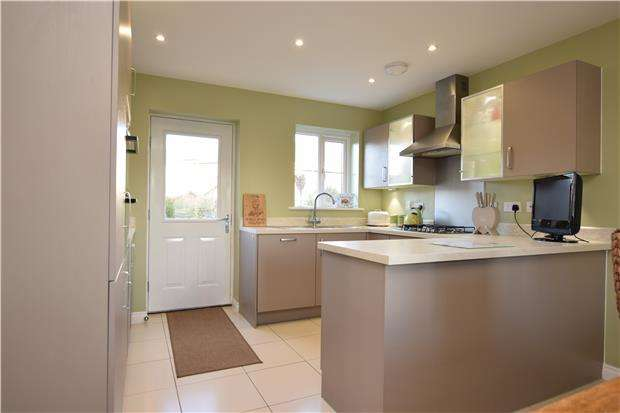 4 Bedrooms Detached House for rent in Abbotswood Close, Keynsham, Bristol, BS31