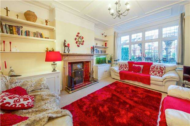 4 Bedrooms Terraced House for sale in Wimbledon Park Road, London, SW18 5UA