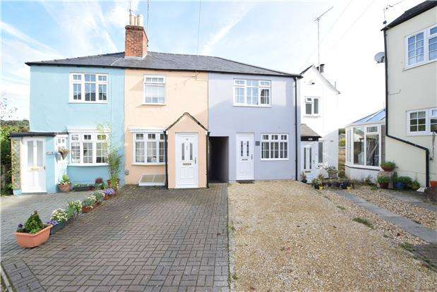2 Bedrooms End Of Terrace House for sale in Ryeworth Road, Charlton Kings, CHELTENHAM, Gloucestershire, GL52