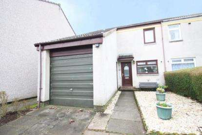3 Bedrooms End Of Terrace House for sale in Sidlaw Foot, Bourtreehill South, Irvine, North Ayrshire