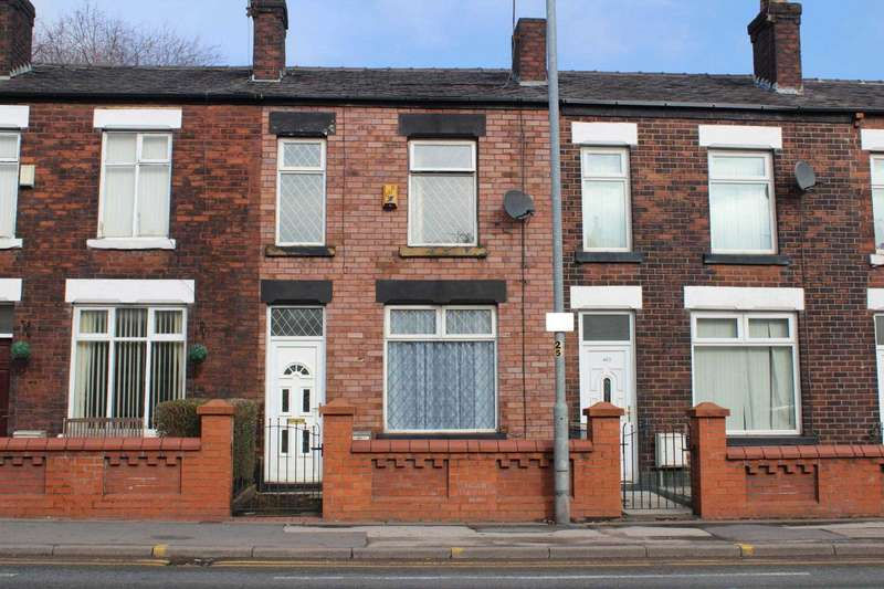 3 Bedrooms Terraced House for sale in Bury Road, Bolton