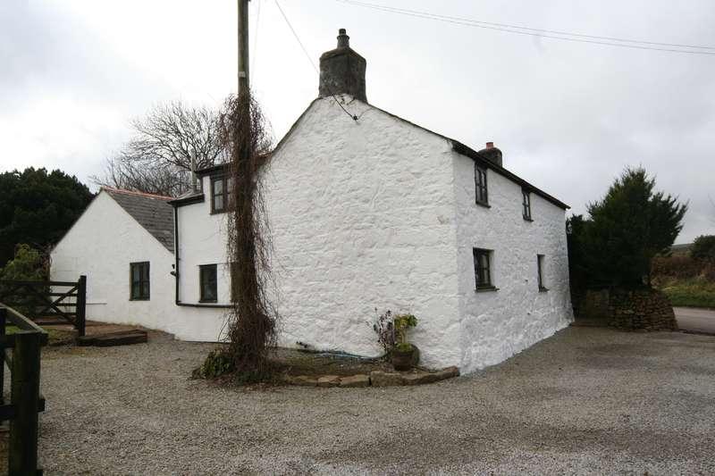 5 Bedrooms Cottage House for rent in Tregolls, Stithians, Stithians, Truro