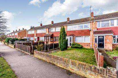3 Bedrooms Terraced House for sale in Barkers Lane, Bedford, Bedfordshire