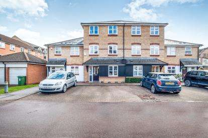 4 Bedrooms Terraced House for sale in Mulready Walk, Hemel Hempstead, Hertfordshire