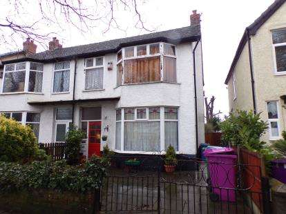 3 Bedrooms Semi Detached House for sale in Aigburth Road, Aigburth, Liverpool, Merseyside, L19