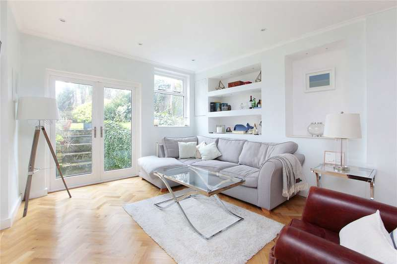 2 Bedrooms Flat for sale in Trinity Road, Wandsworth Common, London, SW18