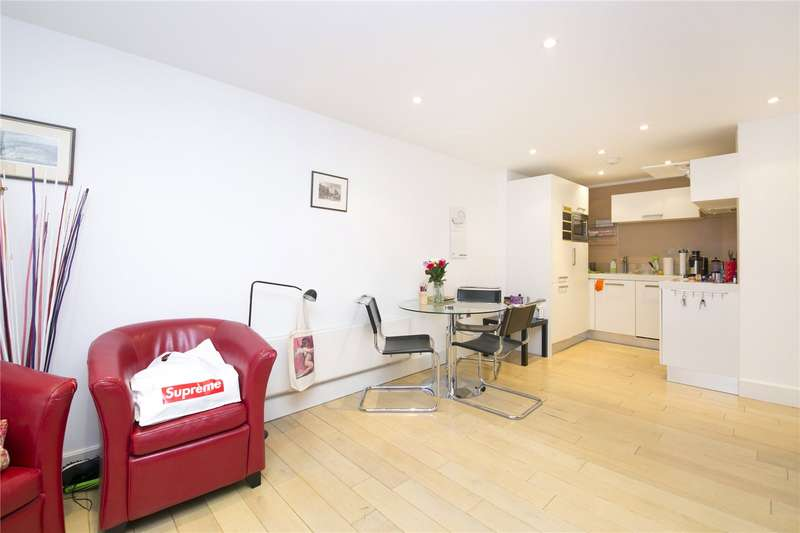 1 Bedroom Flat for rent in Hatton Place, Clerkenwell, EC1N