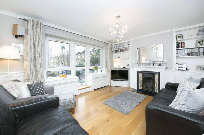 2 Bedrooms House for sale in Rotherfield Street, Canonbury, N1
