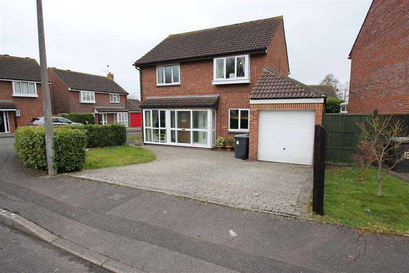 4 Bedrooms Detached House for sale in Bader Park, Bowerhill, Melksham, Wiltshire, SN12