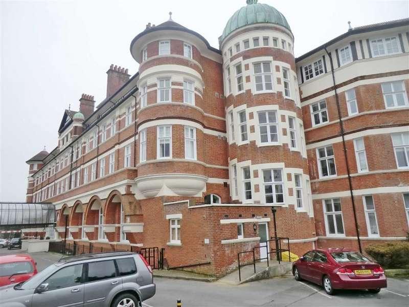 2 Bedrooms Flat for sale in Burlington Mansions, Bournemouth, Dorset