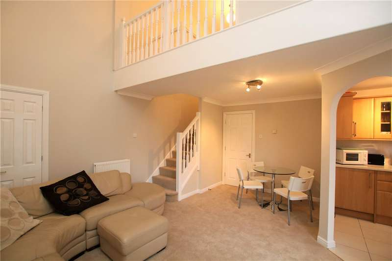 3 Bedrooms Flat for sale in Grantley Heights, Kennet Side, Reading, Berkshire, RG1