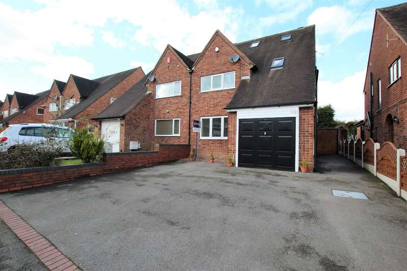 3 Bedrooms Semi Detached House for sale in Oakenshaw Road, Redditch, B98 7PN