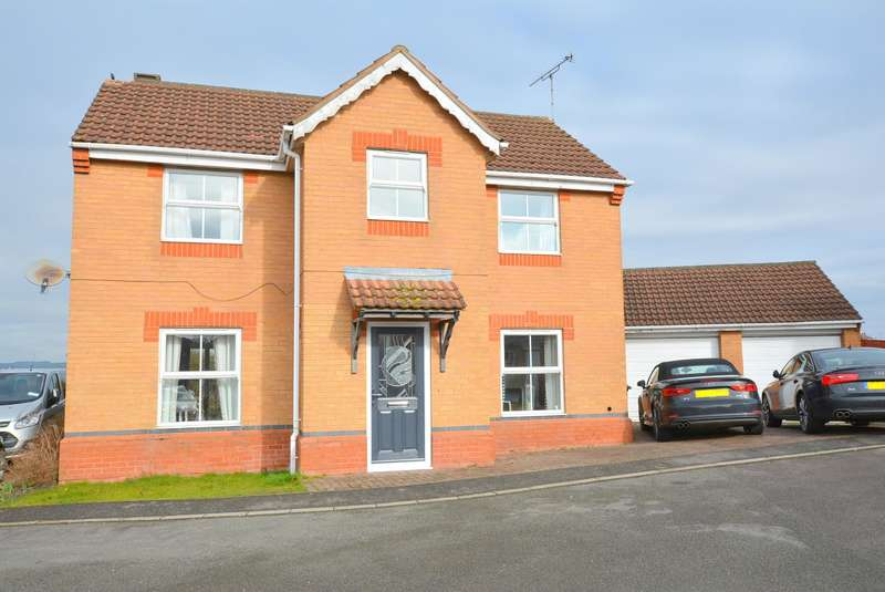 4 Bedrooms Detached House for sale in Cherry Tree Drive, Duckmanton, Chesterfield, S44 5JL