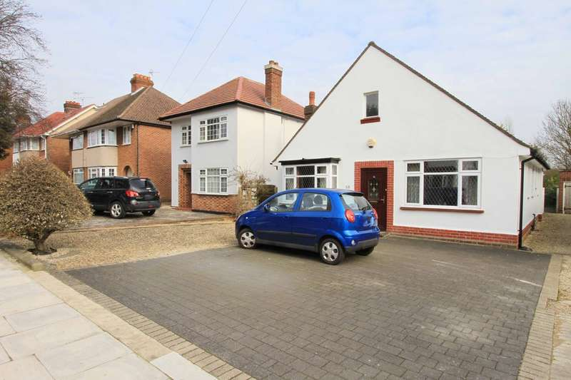 3 Bedrooms Detached Bungalow for sale in East Towers, Pinner