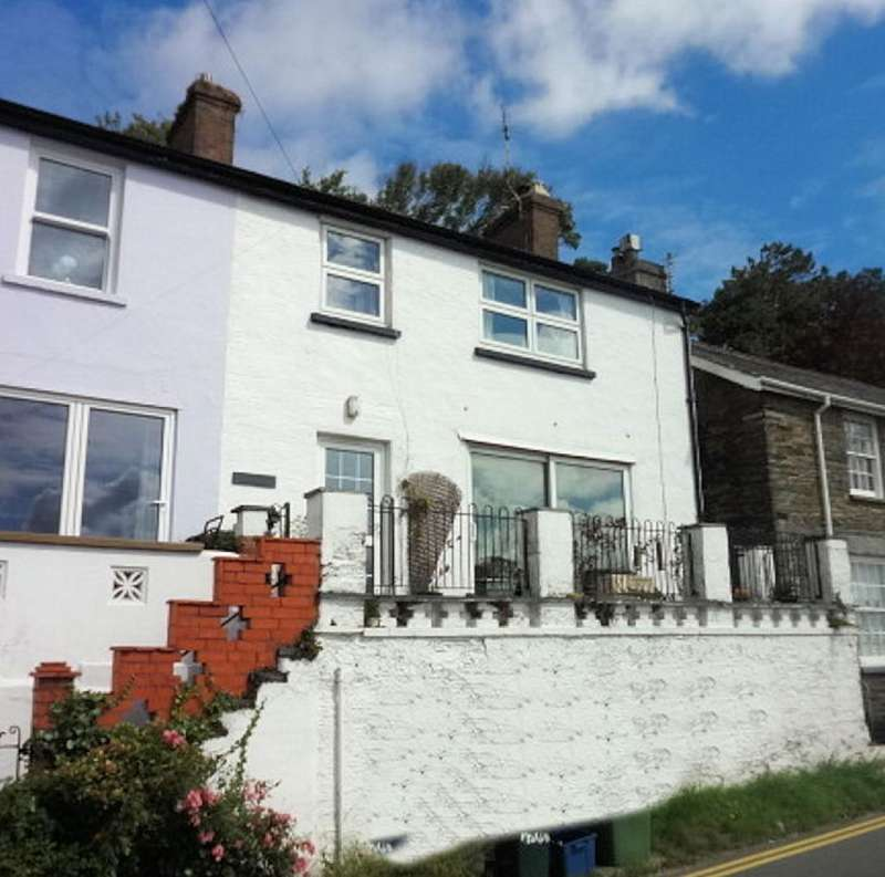 3 Bedrooms Cottage House for sale in Plas Meirion, Aberdovey