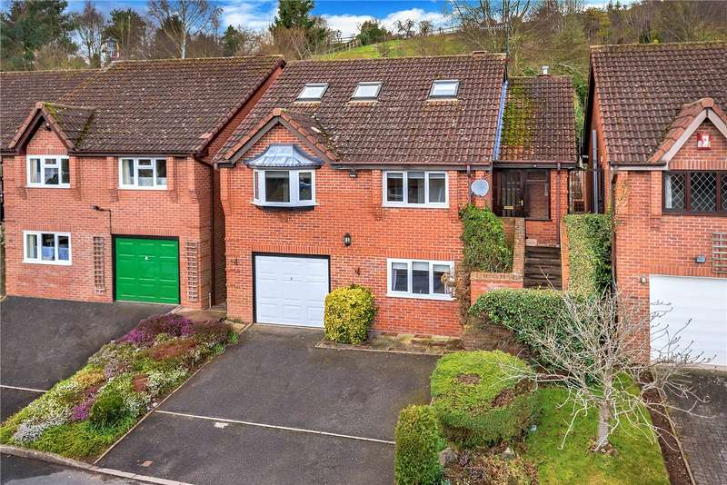 5 Bedrooms Detached House for sale in 52 Bramble Ridge, Bridgnorth, Shropshire, WV16