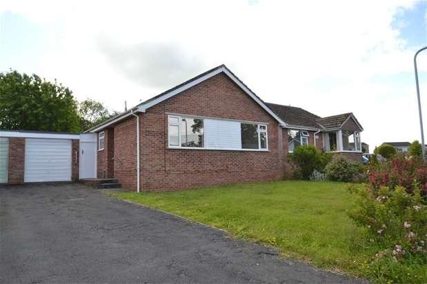 2 Bedrooms Semi Detached Bungalow for rent in Inwood Road, Wembdon
