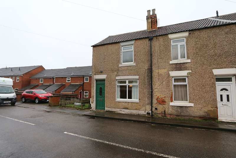 2 Bedrooms End Of Terrace House for sale in Angling Green, Skinningrove, Saltburn-by-the-Sea, North Yorkshire, TS13 4AT