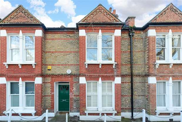 2 Bedrooms Terraced House for sale in Boxall Road, Dulwich Village