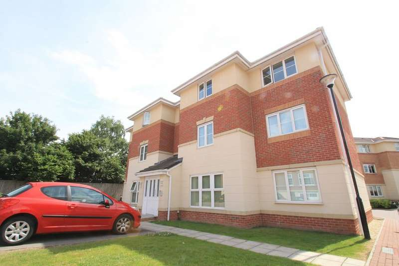 2 Bedrooms Apartment Flat for rent in The Potteries, Rossington DN11