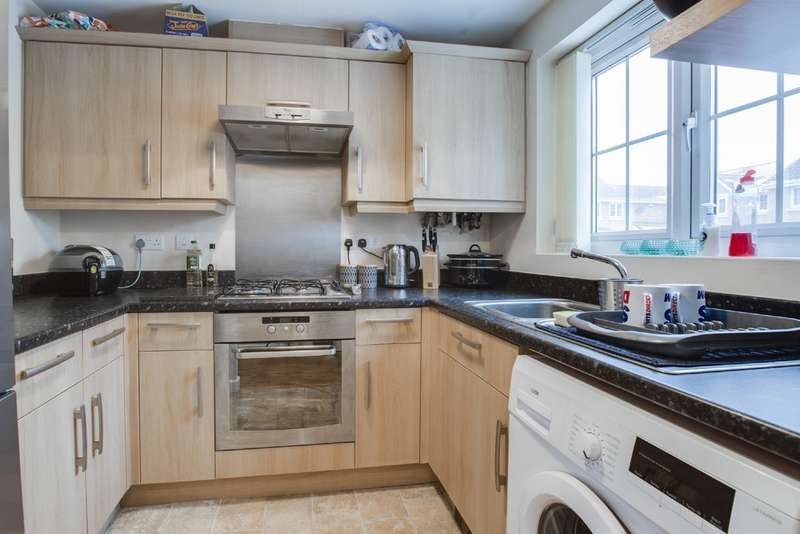 2 Bedrooms Semi Detached House for sale in Archdale Close, The Spires S40