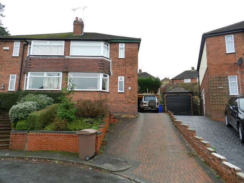 2 Bedrooms Semi Detached House for rent in Norton Crescent Sneyd Green ST6