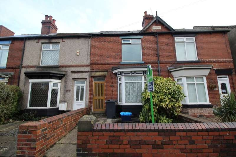 2 Bedrooms Property for sale in Bluebell Road, Sheffield, S5