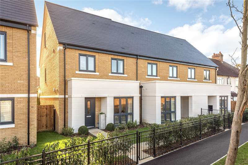 4 Bedrooms Mews House for sale in Orchard Lane, East Molesey, Surrey, KT8