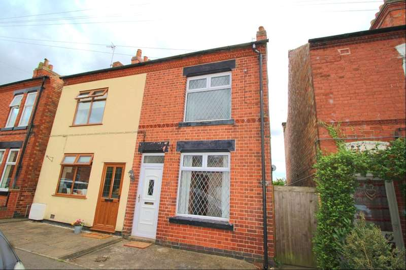 2 Bedrooms Semi Detached House for rent in Merrylees Road, Newbold Verdon, Leicester, LE9