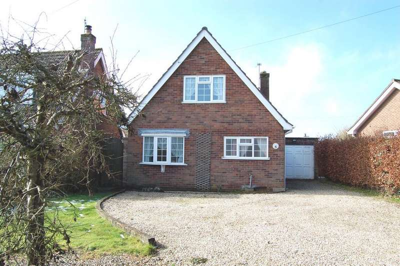 3 Bedrooms Chalet House for sale in Bell Lane, Salhouse