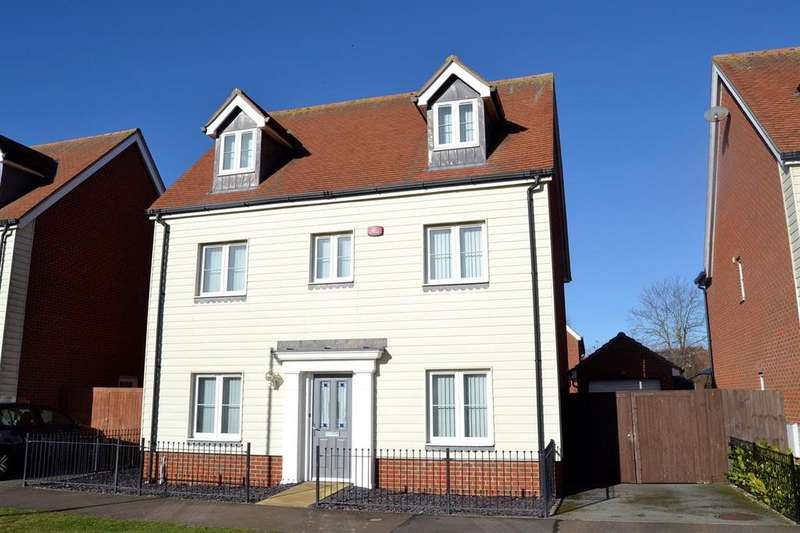 5 Bedrooms Detached House for sale in Woden Avenue, Stanway, Colchester, CO3 0QY