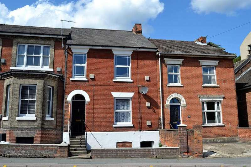 3 Bedrooms Terraced House for sale in Maldon Road, Colchester
