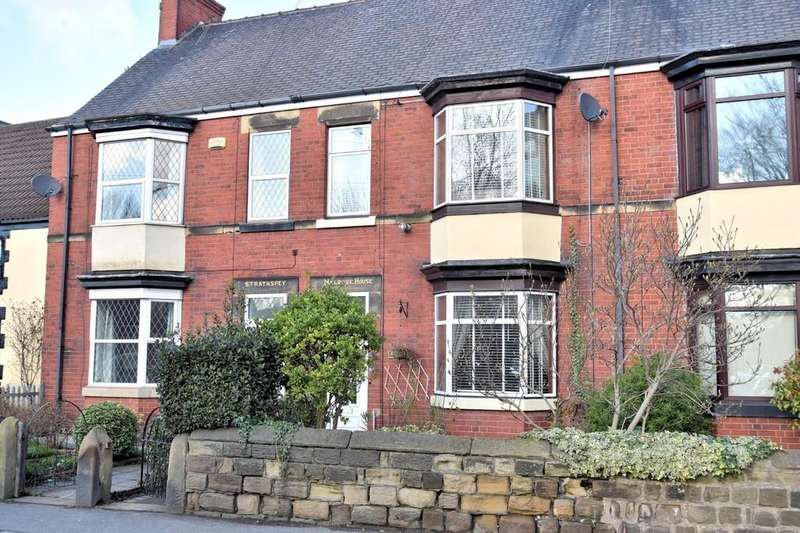 4 Bedrooms Terraced House for sale in Church Street, Swinton