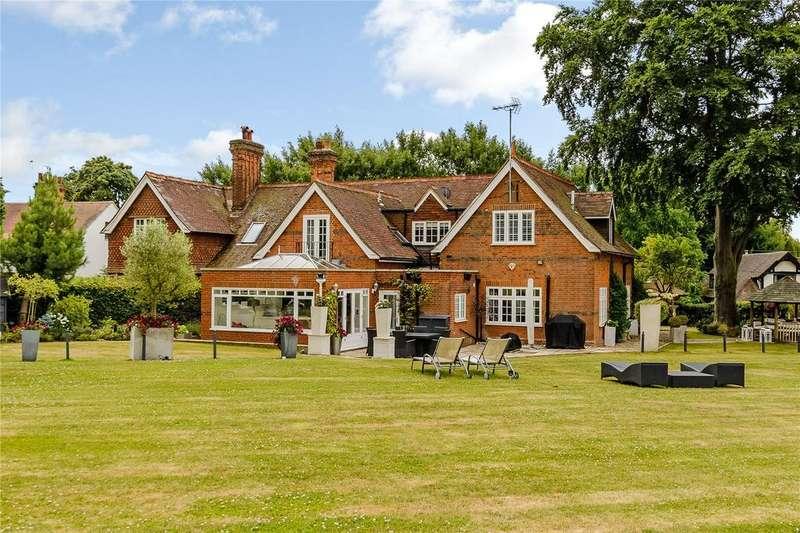 4 Bedrooms House for sale in Grange Lane, Letchmore Heath, Watford, Hertfordshire