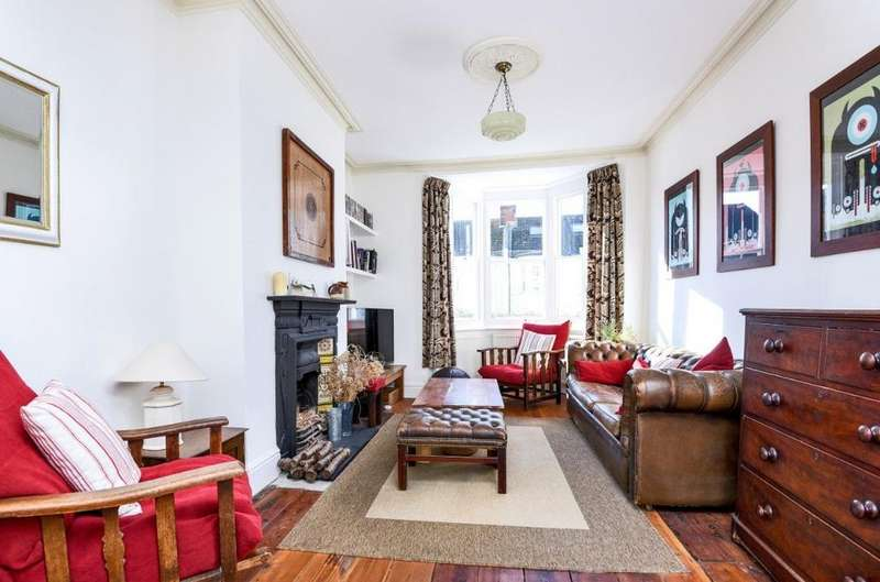 4 Bedrooms Terraced House for sale in Ditchling Road Brighton East Sussex BN1