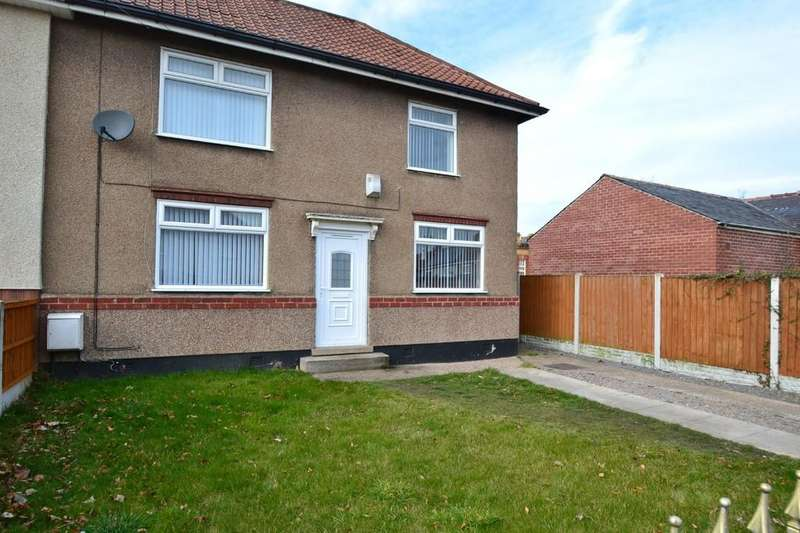 3 Bedrooms Semi Detached House for rent in Welfare Road, Adwick