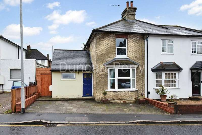 2 Bedrooms Semi Detached House for sale in Mutton Lane, Potters Bar, Herts