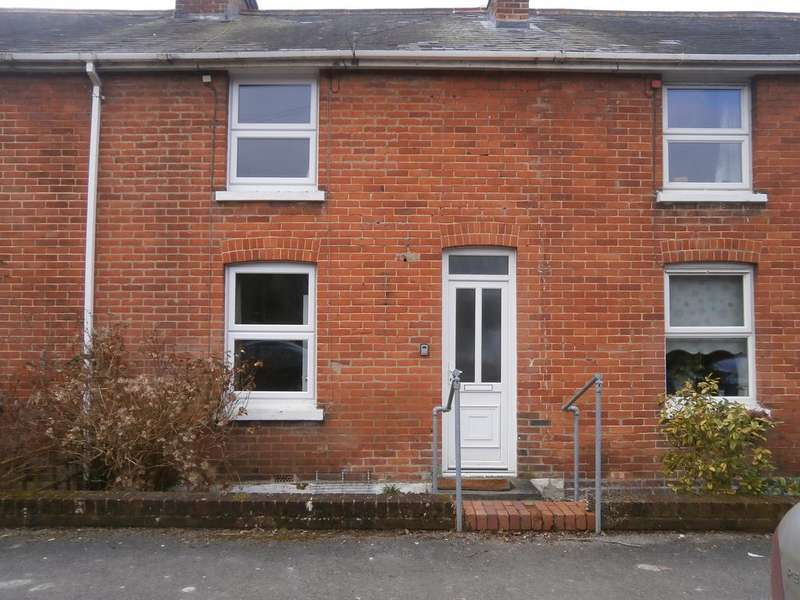 2 Bedrooms Terraced House for rent in New Street, Stockbridge, Hampshire, Nr Winchester SO20
