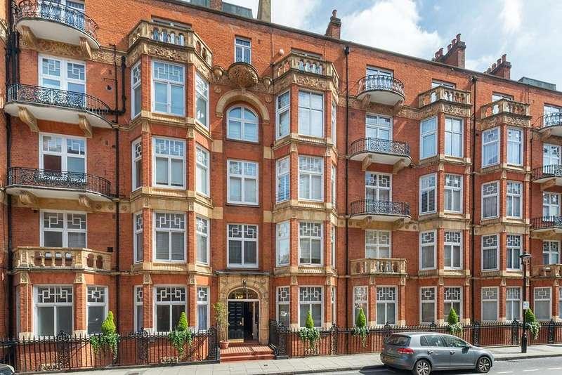 2 Bedrooms Flat for sale in Montagu Mansions, Marylebone, London W1U
