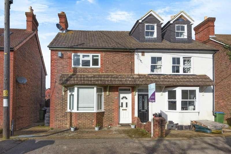 3 Bedrooms Semi Detached House for sale in Billingshurst Road, Broadbridge Heath, Horsham, RH12