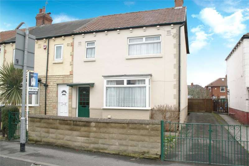 3 Bedrooms End Of Terrace House for sale in Barkly Road, Leeds, West Yorkshire, LS11